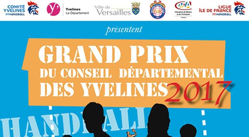 Grand Prix des Yvelines 2017 - Ticket gagnant pour la détection