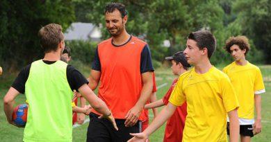 Saint-Lary Soulan - Handball passion - Jérôme Fernandez