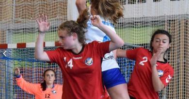 Saint-Cyr / Fontenay - équipe fille