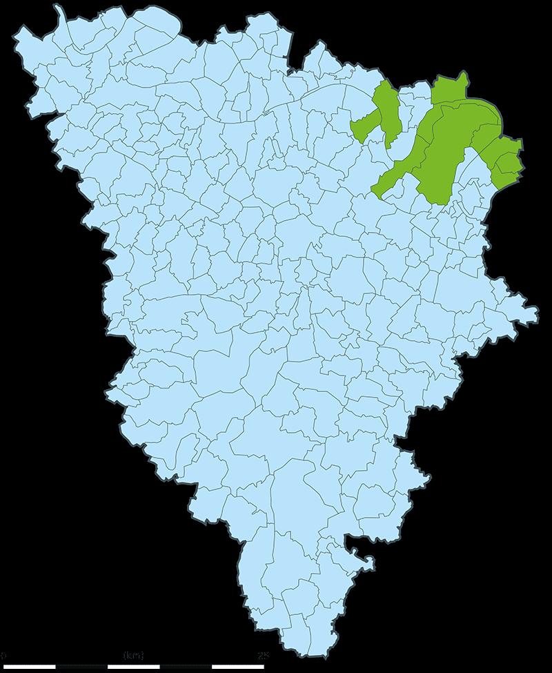 Bassin Nord Est