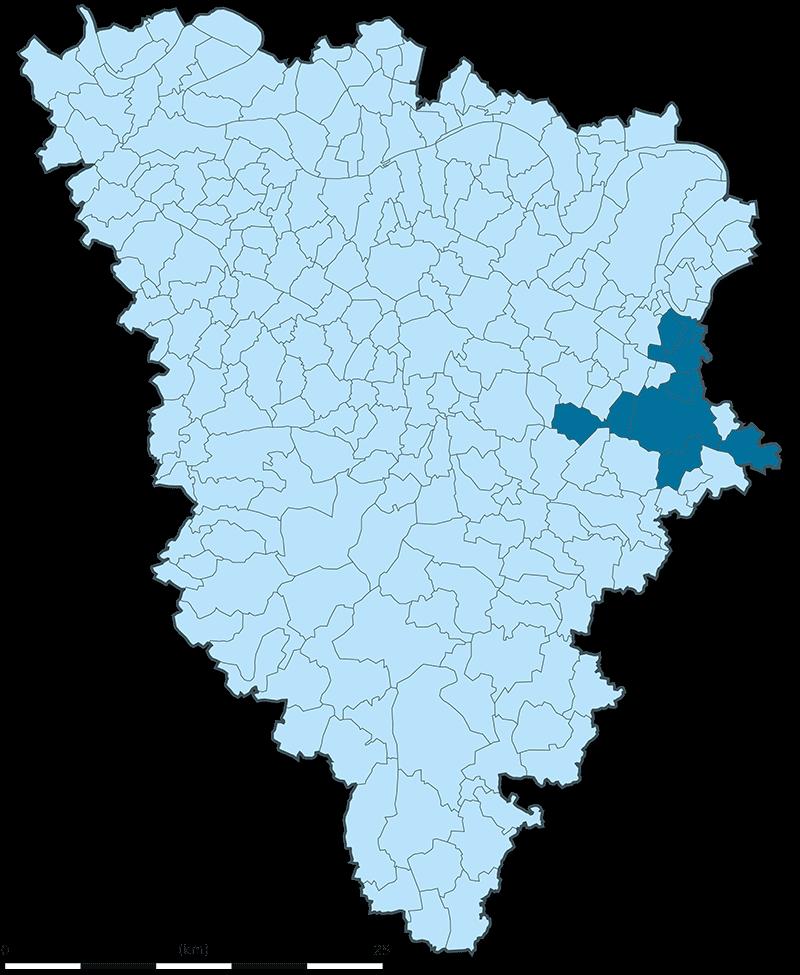 Bassin Sud Est