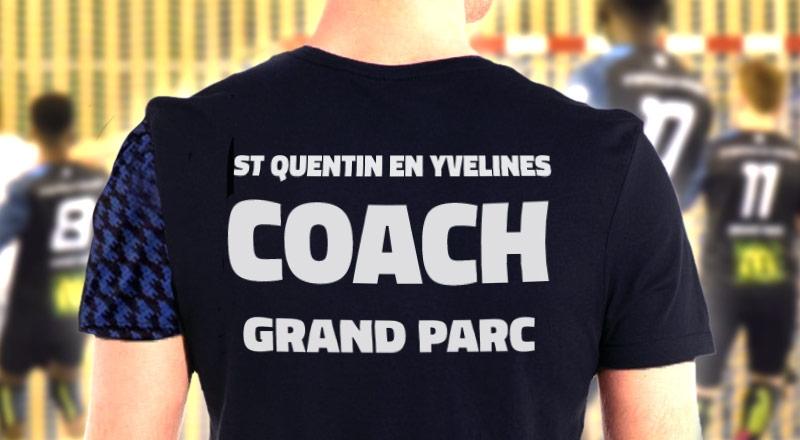coach SAINT QUENTIN