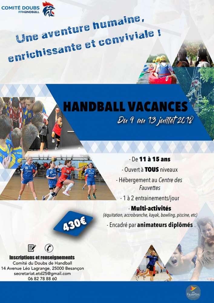 handball-vacances-doubs