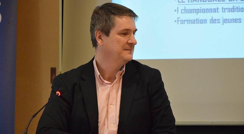 Frédéric Badin - Président du CDHBY
