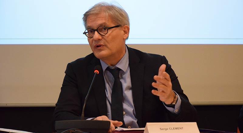 Serge Clément - Directeur académique