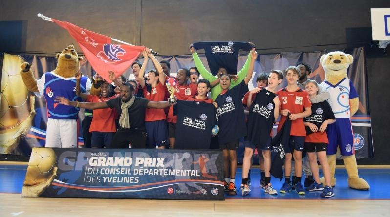 Grand Prix 2018 - Comité de Paris - Sélection masculine