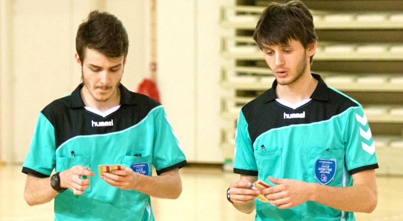 Alexandre Claussolles (Poissy) et Alex Gathercole (Gargenville)