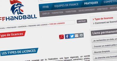 licences ffhb banniere