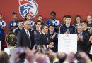 Inauguration de la Maison du Handball