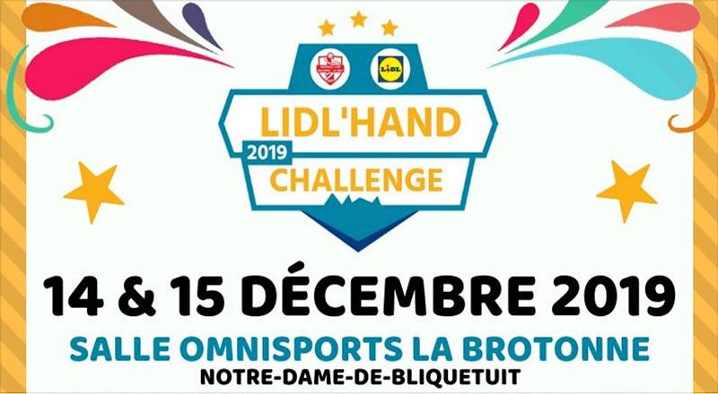 lidl'hand-challenge