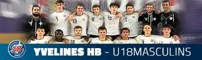 Yvelines HB – U18 M