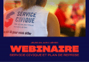 Vidéo du webinaire FFHB n°14 : Service Civique : un outil du plan de reprise