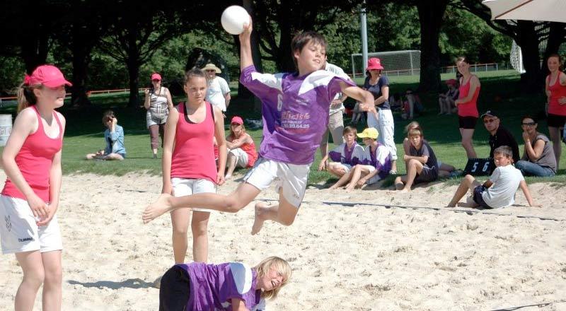 tournoi Saint-Ouen-l'Aumône - Sandball des Bords de l'Oise