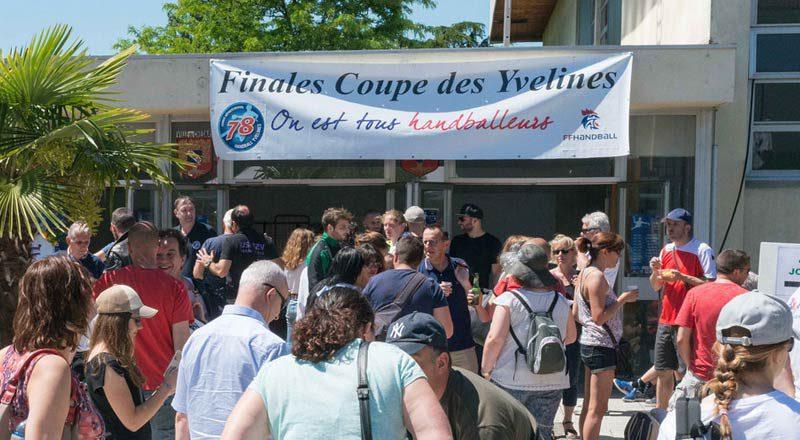 Handball - Autour de la Coupe des Yvelines 2017